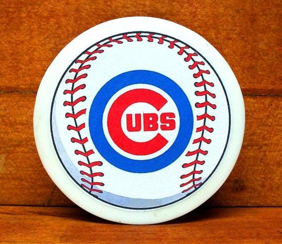Chicago Cubs  3.5 oz Glycerin Soap