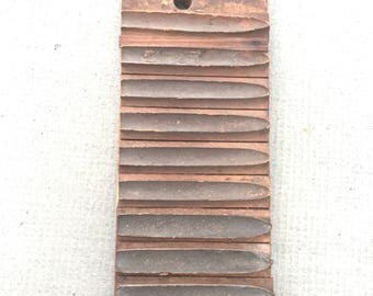 Antique Cigar Mold