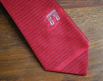 French tie Eiffel Tower Arc de Triomphe Paris tie