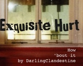Exquisite Hurt handcrafted fragrance oil