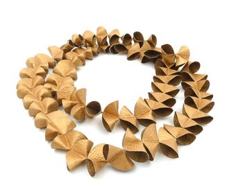 Necklace 'Fold' by ANA HAGOPIAN