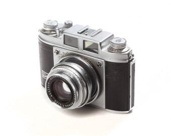 Balda Baldina 35mm rangefinder camera with Schneider Xenon F2 lens