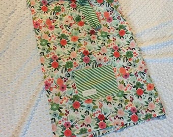 Nursing Cover- Hooter Hider- Breastfeeding- Floral- Baby Gifts- New Mom Gifts