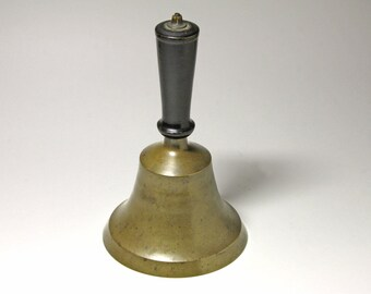 Vintage Large School Bell - circa early 1900's