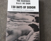 120 Days of Sodom by Marquis De Sade Book