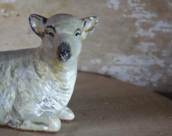 Vintage Sheep Nativity Replacement or Your Private Collection