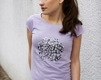 Dandelion Girl T-Shirt organic cotton & fair trade