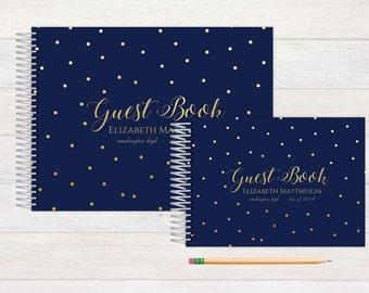 Graduation Guest Book, Grad