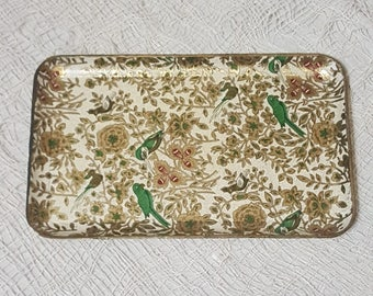 Vintage paper tray by Alfred. Knobler