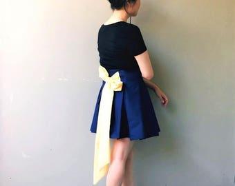 Sailor Uranus: Cotton Wrap Skirt