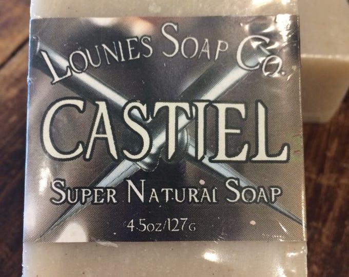 Castiel Soap