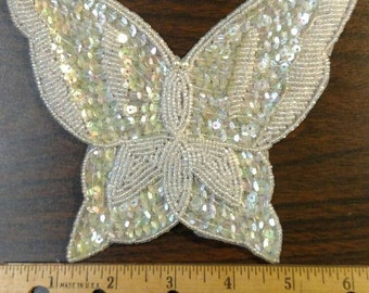 "6-1/2"" Butterfly Applique"