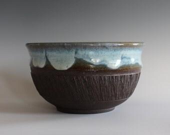 Handmade Bowl, Ceramic Bowl, Pottery Serving Bowl, Pottery Handmade, Wheel Thrown Bowl, Handmade Ceramic Bowl, ceramic pottery bowl