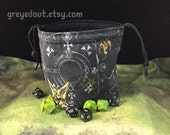 Necronomicon Dice Bag