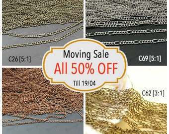 Collection Wholesale Buys Mix Chain C-364