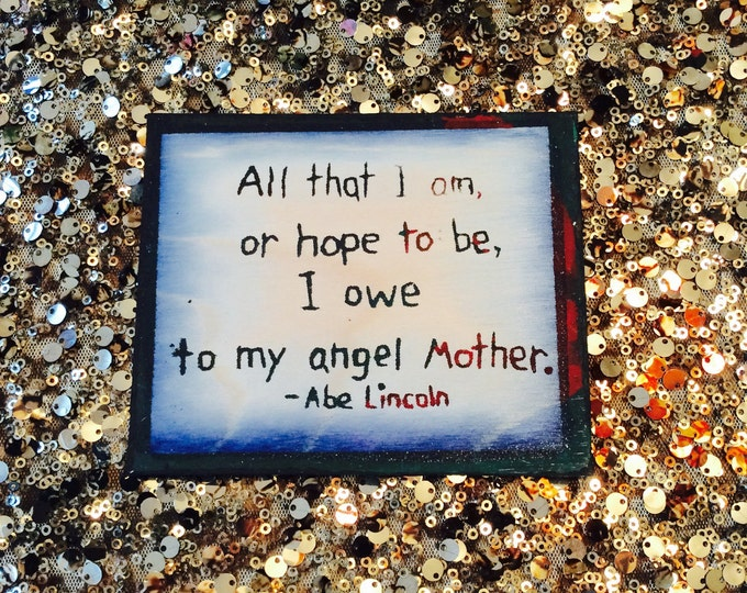 My Angel Mother