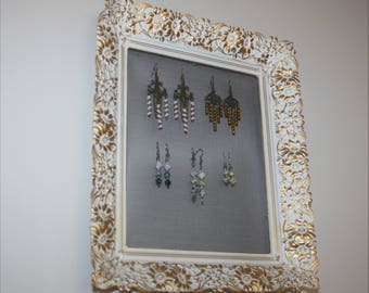 Beautiful Earring Holder Frame