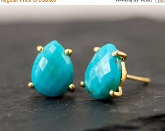 Sale Raw Emerald Stud Earrings Mary Birthstone Studs By