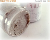 BLACK FRIDAY SALE Dirt - Vegan Body Scrub with Sea Clay, Brazil Nut Butter and Cocoa Butter 2 oz