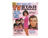 November 1966 TV Star Parade Magazine, Monkees Cover, 1960's Celebrities, Trashy TV Magazine, 1960's Pop Culture, TV Nostalgia Buff