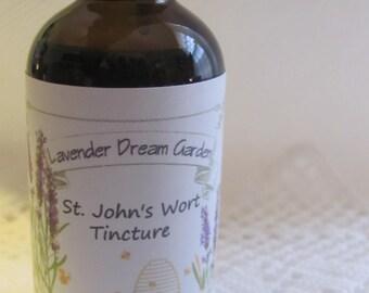 St. John's Wort Tincture 50ml/1.7oz