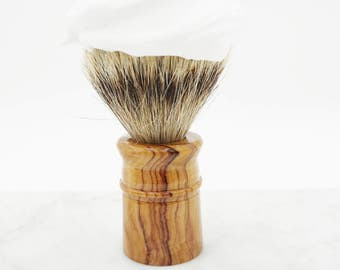 A Shaving Brush for a Collector of Exquisite Taste