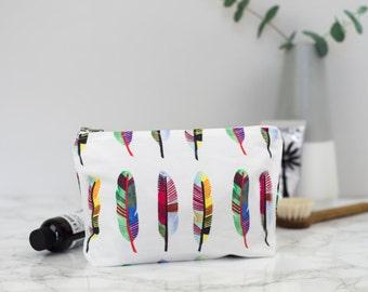 Macaw Wash Bag