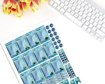 Happy Planner Zodiac Stickers