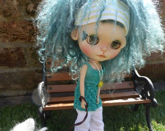 "Blythe ""Stroll In The Park"" Pants & Mini Dress  (BD7817)"