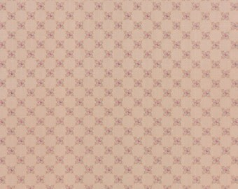 Kindred Spirits by Bunny Hill Designs - Small Rose Taupe - Moda 2898 21
