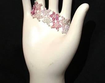 Floral Burst Bracelet