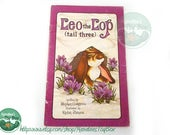 1980s Serendipity Book Leo the Lop Tail Three by Stephen Cosgrove and Robin James Paperback