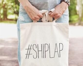 Tote Bag,Shiplap,Farmhouse Decor,Bridal Gift,Shower Gift,Fixer Upper, Bag for Her,Beach Bag,Market Tote,Custom Bag,Gift,Canvas Bag,Book Bag