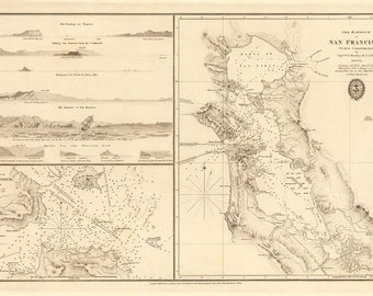San Francisco Harbor – 1833