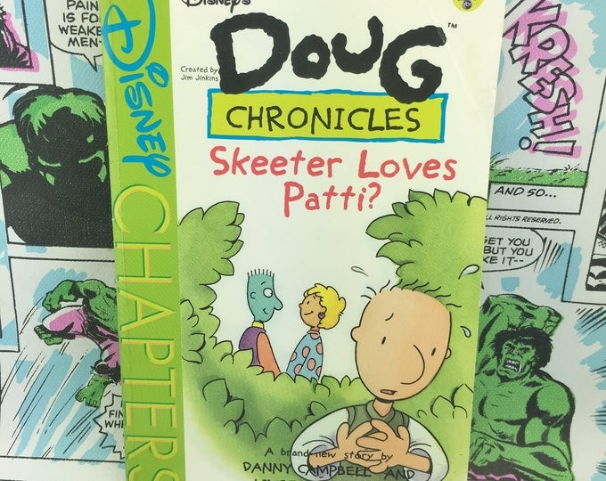 Featured listing image: Disney's Doug Chronicles - Skeeter Loves Patti - Young Adults
