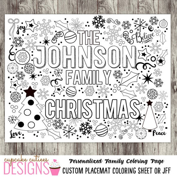 custom coloring pages by name - photo#39