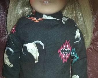 Western Doll Shirt