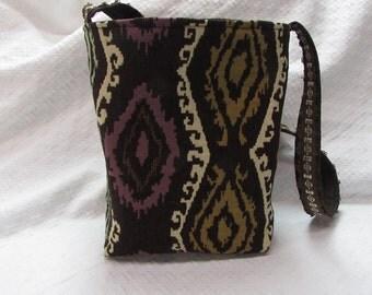 shoulder bag purse one of a kind boho bag