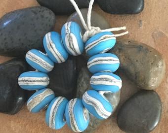 CLEARANCE  Handmade Lampwork Beads