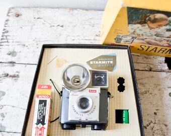 Vintage Kodak Brownie Starmite Model Vintage Camera 127 film