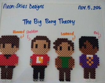 The Big Bang Theory Ornament Set