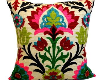 Waverly Pillow Cover Santa Maria Desert Flower, Accent Pillow, Decorative Pillows