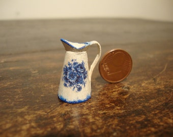 miniature for dollhouse  pitcher