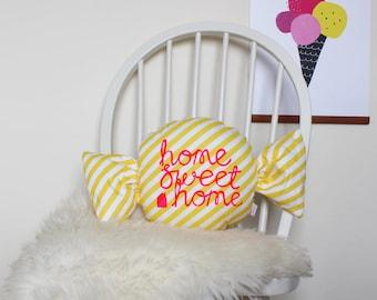 Home Sweet Home Sweetie Cushion
