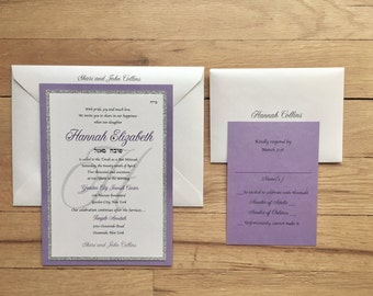Hannah Elizabeth// Bat Mitzvah Suite