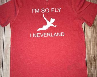 Disney vacation, Toddler Boys Tee, Disney I'm So Fly tee