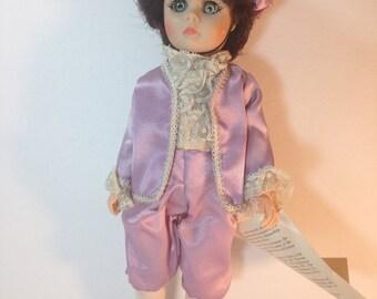 "Madame Alexander ""Blue Boy"" 11"" #1340  Doll, wrist tag, no box"