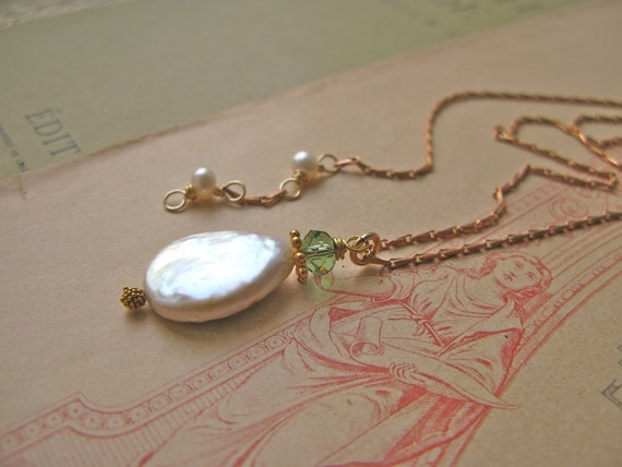 Pearly Delights necklace...