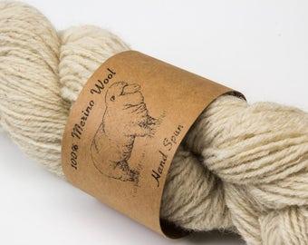 """Printable PDF- """"Hand Spun Yarn"""" Labels for Merino Wool"""