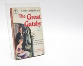 "First Paperback Edition ""The Great Gatsby"" by F. Scott Fitzgerald Bantam (1951) 